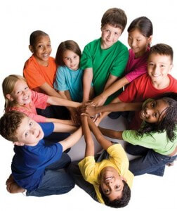 advocating for children_all children_including all races_boys and girls_all ages