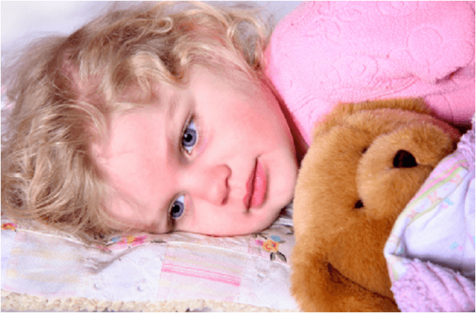 girl_young_blue eyes_concerned_teddy bear